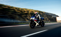 Suzuki GSX-R750 K8 in Factory Blue & White