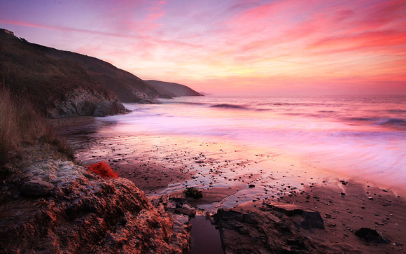Freshwater East Sunrise