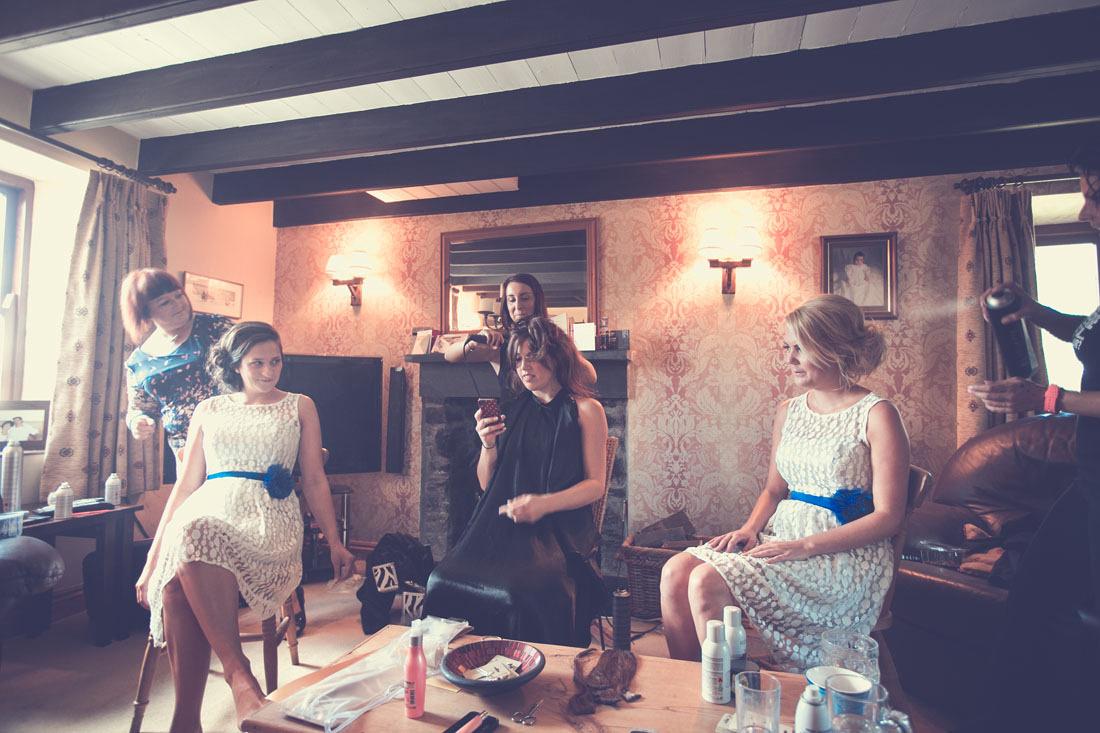 WEDDING PHOTOGRAPHY NEAR HAVERFORDWEST