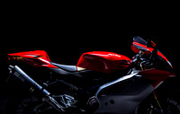 Aprilia RSV1000R Factory Red Grey