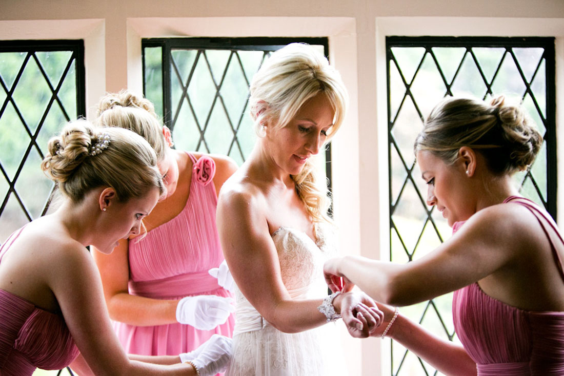 Wedding Photography at Miskin Manor