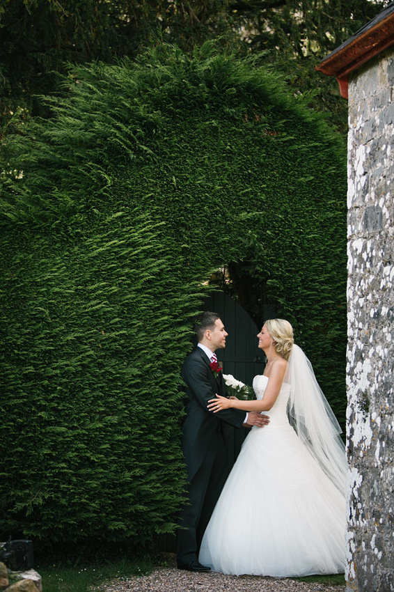 Wedding Photography at Upton Castle