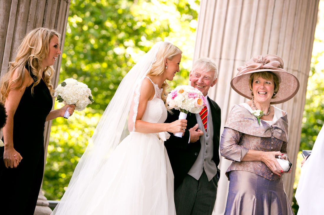 Wedding Photography at St. Paul's Cathedral, London