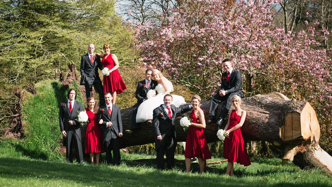 Wedding Photography at Upton Castle