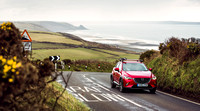 Commercial Automotive Photography from Mazda in Pembrokeshire