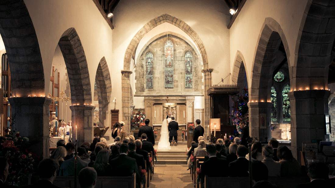Wedding Photography at The Corran
